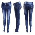 Jeans Levanta Cola Baratos / Pantalones Vaqueros Push Up Horma Colombiana