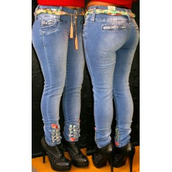 Jeans colombianos Utopía