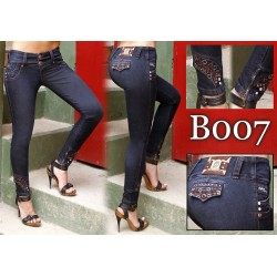 Jeans Colombianos marca Bumm